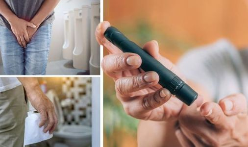 Diabetes type 2 symptoms: Three problems to watch out for when going to the toilet
