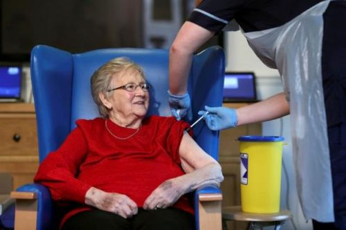 NHS Lanarkshire completes vaccine roll out for people in care homes