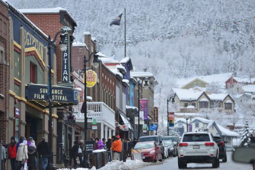 Why Sundance Film Festival should be top of your 2020 travel plans
