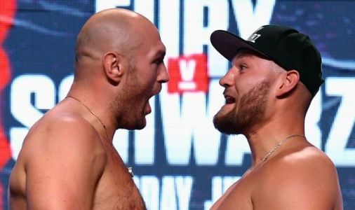 Tyson Fury fight LIVE STREAM: How to watch Tyson Fury vs Tom Schwarz online and on TV