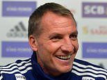 Brendan Rodgers urges Leicester to pounce should Liverpool slip in title race