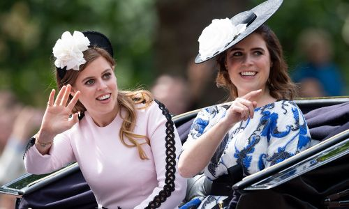 Princess Eugenie shares new wedding photo to mark Princess Beatrice's birthday
