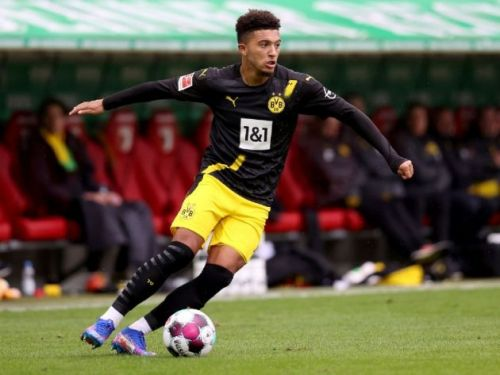 Video: Manchester United target Jadon Sancho provides silky assist for Dortmund teammate Marco Reus