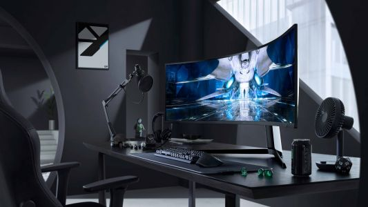 Get AED 1,000 off when you pre-order Samsung's new Odyssey G9 curved gaming monitor