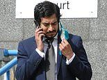 Doctor, 37, fined £2,000 after posting builder's contact details online advertising sexual services