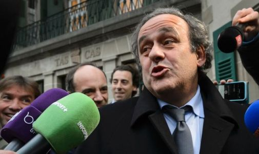 Michel Platini: French football star 'detained on suspicion of corruption over 2022 World Cup'