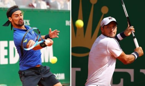 Monte Carlo Masters prize money: How much could Fabio Fognini and Dusan Lajovic win?