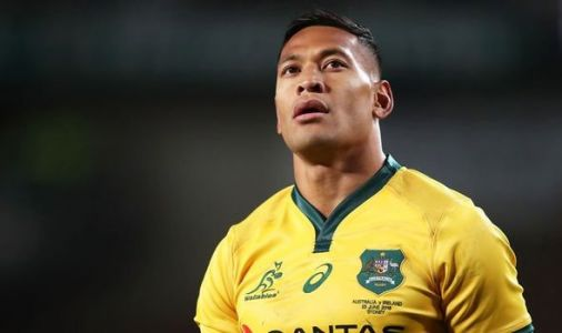 Sport is treading a dangerous ground by excluding the likes of Israel Folau - NEIL SQUIRES