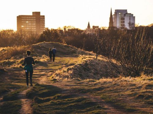 9 outdoor fitness clubs to try in Edinburgh