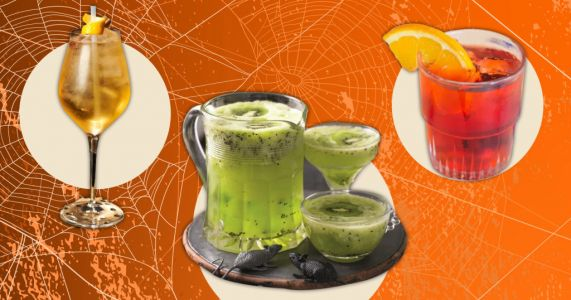Seven cocktails that are perfect for a Halloween party at home
