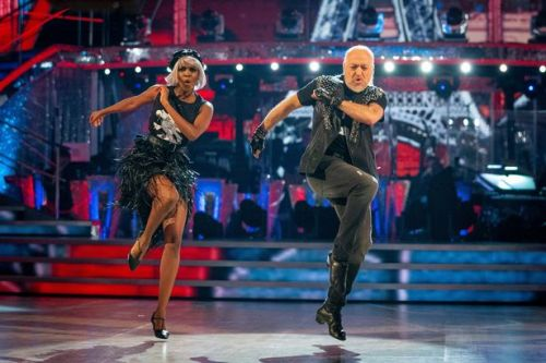 Bill Bailey fears he will 'lose kneecap' in daring Strictly quarter final dance