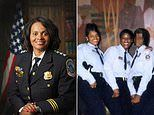 DC assistant police chief says she was told as a cadet to have an abortion or be fired
