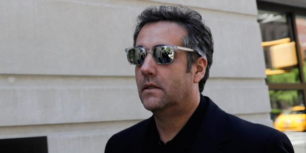 The government just pieced together 16 pages from Michael Cohen's paper shredder and obtained thousands of his encrypted messages