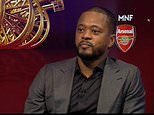 Patrice Evra reveals plans for a sensational return to Manchester United in coaching position
