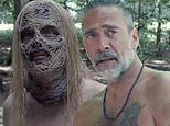 The Walking Dead: Alpha marches captive Negan into woods and has sex with him in midseason premiere