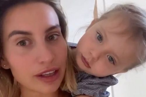 Ferne McCann returns to Essex with glorious sun tan after month in South Africa