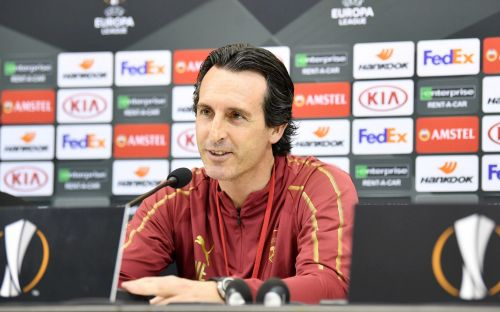 Unai Emery insists Arsenal will look to attack Napoli and dampen fiery San Paolo atmosphere