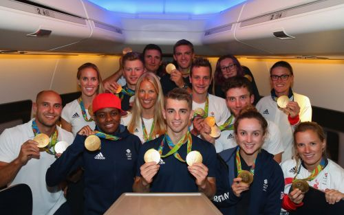 Sports data company predicts Team GB will drop to seventh in Tokyo 2020 medal table