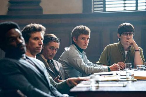 True story behind Trial of the Chicago 7 - how the Netflix film is pretty accurate