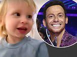 Stacey Solomon posts sweet video of her son Rex excitedly screaming as he spots dad Joe Swash on DOI