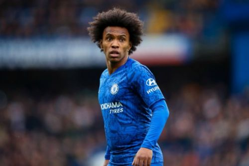 Chelsea's London rivals make big money contract offer to sign Willian on a free