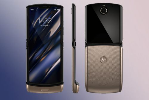 Motorola Razr 2 coming with 5G, faster charging
