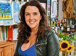 TV historian Bettany Hughes, 54, shares the stories behind her favourite snaps