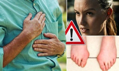 Heart attack warning - the seven 'unusual' warning signs you may be missing
