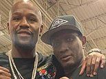 Floyd Mayweather leads tributes to boxing great Pernell 'Sweet Pea' Whitaker after he was hit by car