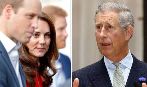 Royal feud: How Kate Middleton and Prince William enraged Prince Charles during royal tour