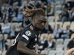 Moise Kean insists he doesn't feel the burden to replace Cristiano Ronaldo at Juventus