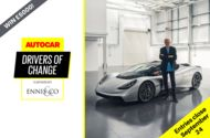 Gordon Murray's tips for Autocar's Drivers of Change