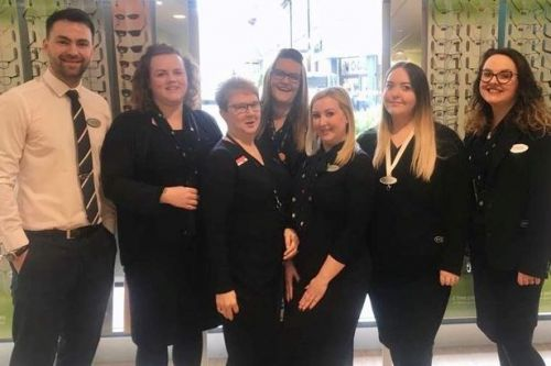 Specsavers' stores providing routine eye exams for first time since lockdown