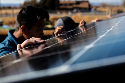 In Colorado coal towns, the next generation is turning to solar
