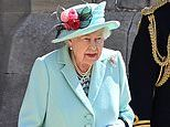 Queen thanks the heroes who 'fought so valiantly' to bring the Second World War to an end