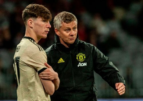 Ole Gunnar Solskjaer ready to give James Garner first-team shot in Carabao Cup and Europa League