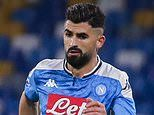 Chelsea 'offered Napoli £43m for right-backElseid Hysaj'