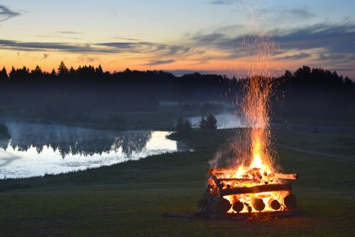 Midsummer Merriment in the Nordics