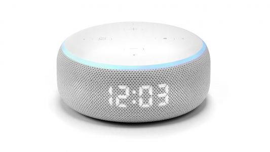 Save up to 50% on Amazon Echo Dot with Clock and Echo Show 5