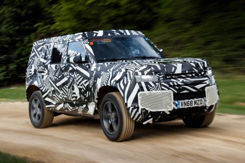 New Land Rover Defender ride review
