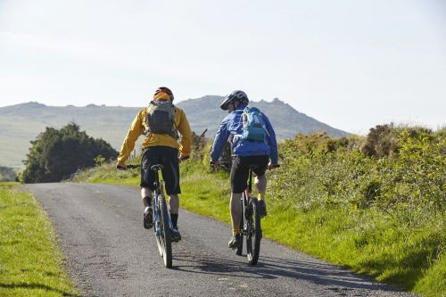 Cycle from Land's End to John O'Groats without seeing any cars, charity says