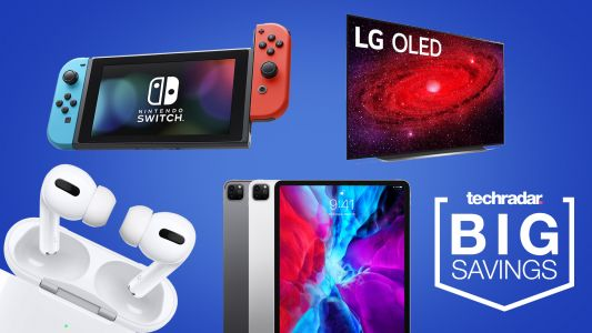 10 of today's biggest Black Friday deals: save on AirPods Pro, Nintendo Switch, 4K TVs, laptops and more