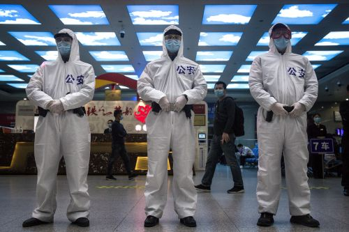 China is relaxing its coronavirus lockdowns, but the rules are still more restrictive than US cities under quarantine