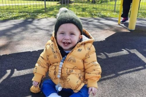Parents battling homelessness as mystery illness leaves baby boy fighting for life