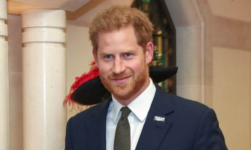 Prince Harry praises Gareth Thomas after rugby legend reveals he has HIV