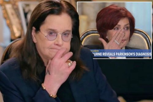 Ozzy Osbourne 'hid Parkinson's disease for a year' but was in a 'terrible state'