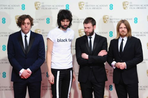 Kasabian frontman Tom Meighan quits band amid 'personal issues'