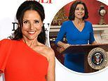 Julia Louis-Dreyfus says her show Veep was a 'lifesaver' during her battle with breast cancer