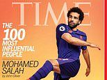 Jurgen Klopp expresses admiration for Mohamed Salah after TIME Magazine honour