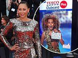 Mel B demands the CEO of Tesco call her 'urgently' over ad using an image of her